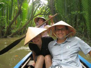 Mekong Delta Boot