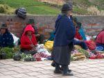 Sonntagsmarkt in Cajabamba