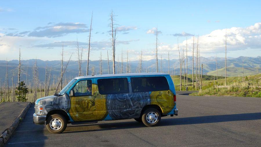 In Yellowstone