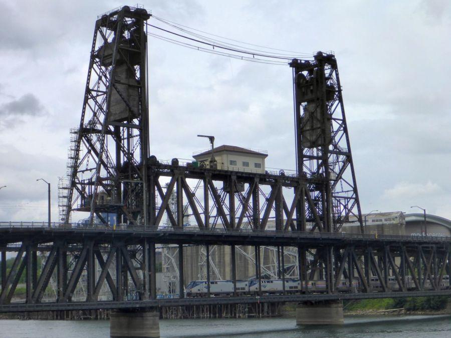 Brücke in Portland